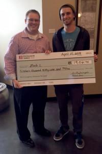 Z.L. with Andrew Geren