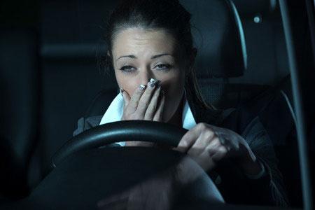 Drowsy driving is dangerous