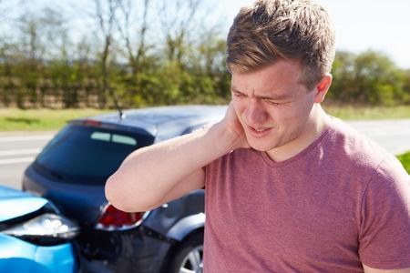 Car accident injuries whiplash