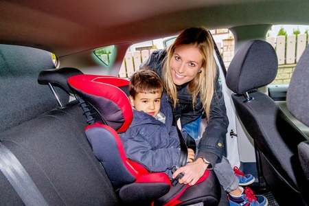 Car accidents child safety