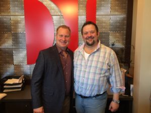 D.Y. with attorney Dustin DeVaughn