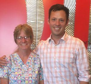 D.C. from Wichita, Kansas with Attorney Cody Claassen