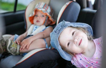 Child Passenger Car Seat Laws In Kansas