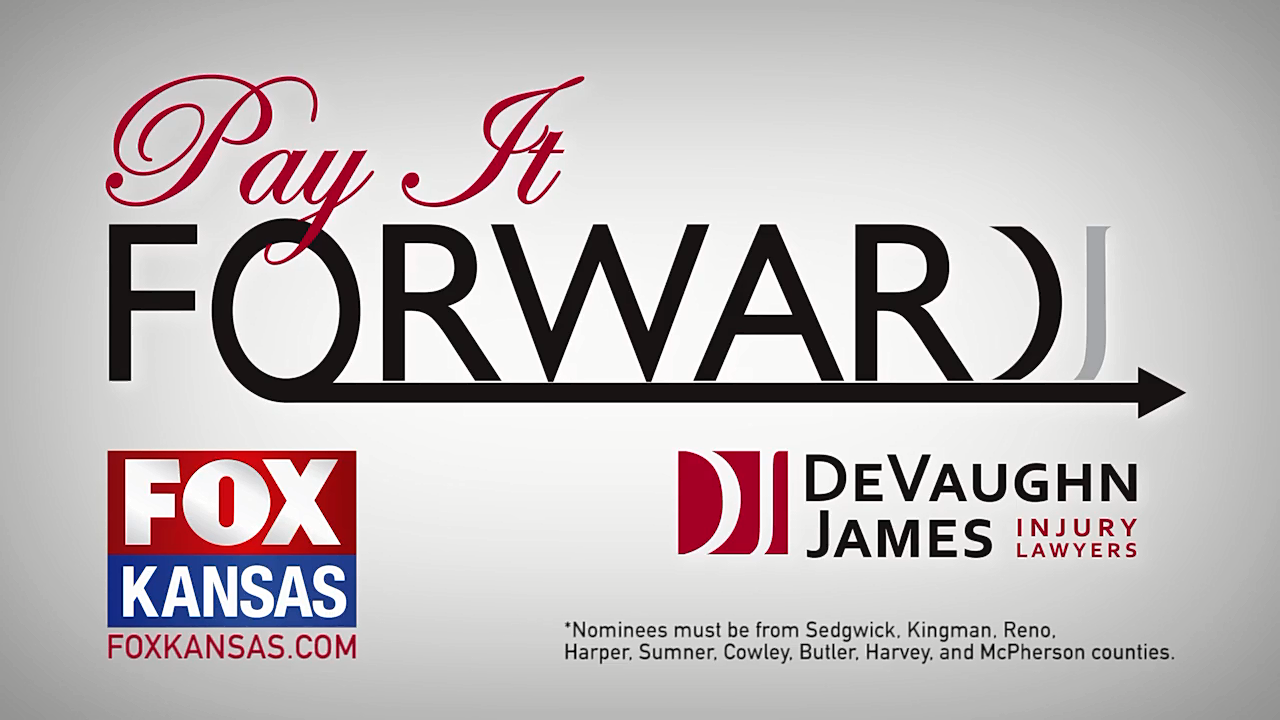 Pay It Forward - DeVaughn James Injury Lawyers