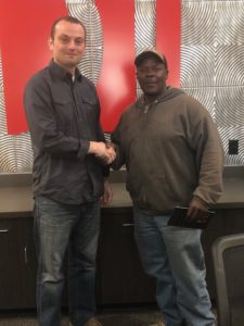 S.C. with Attorney Joshua Wright