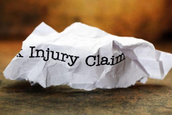 Personal Injury Claim Stats