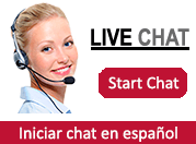 24/7 Live Chat Service