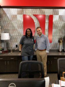 R.R. with Attorney Kelley Reynolds