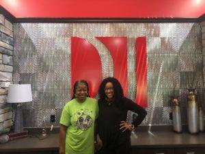 M.J. with Attorney Jasmine Fields