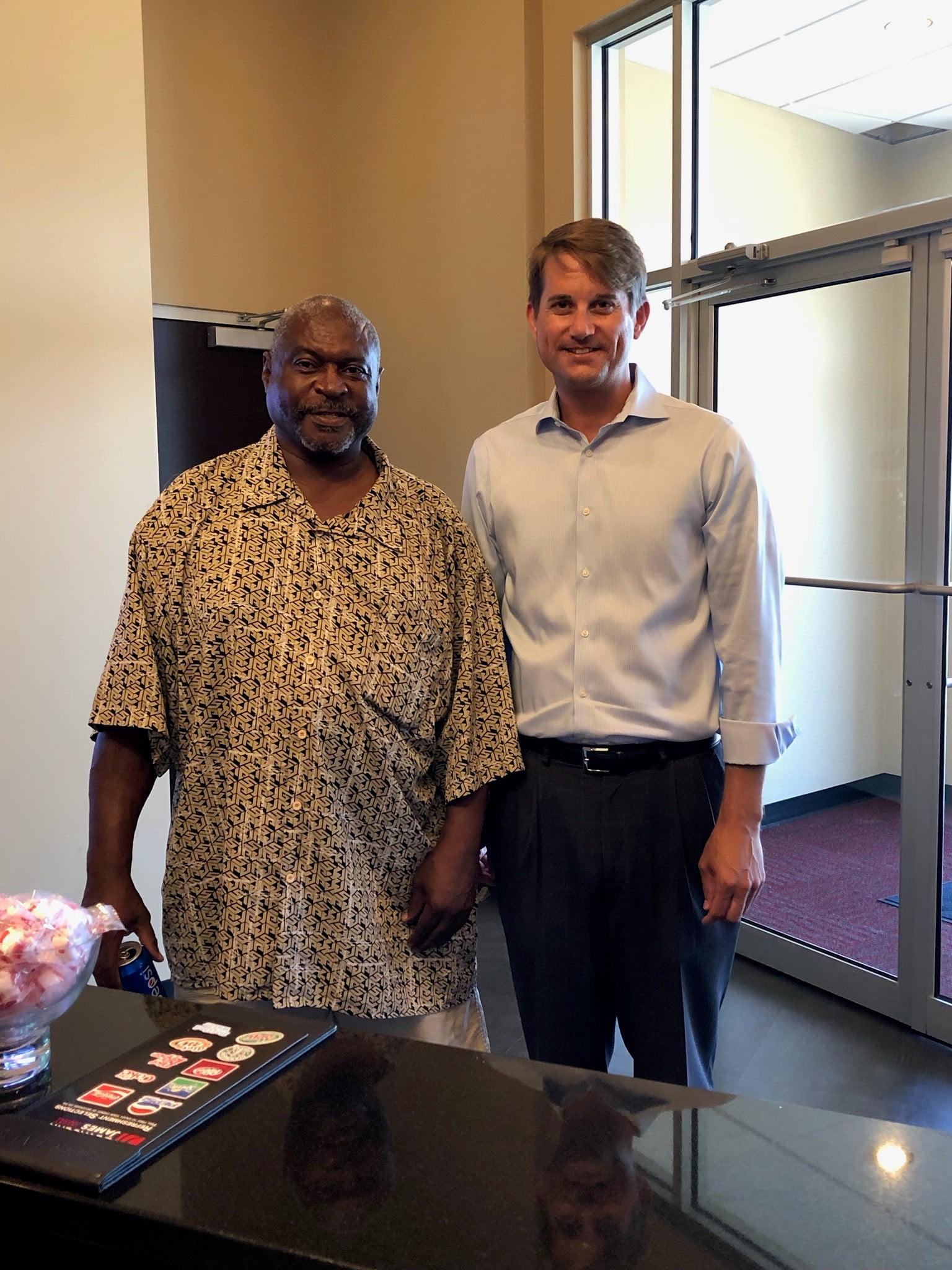 R.H. with Attorney Brendan Lykins