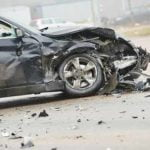 Side Impact type of Car Crash