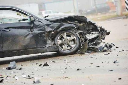 Side Impact type of Car Crash