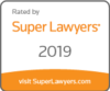 Super Lawyers Rating 2019