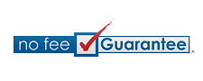 No Fee Guarantee logo