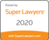 Super Lawyers 2020 Badge