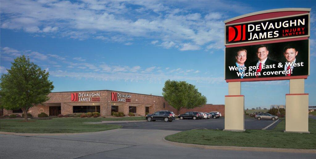 DeVaughn James West Kellogg Drive Wichita Kansas