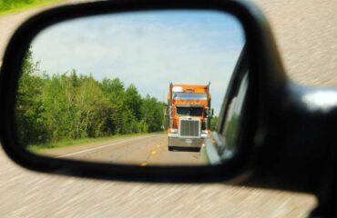Defensive Driving around Semi-Trucks